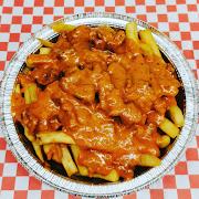 Beef Tikka Masala Fries
