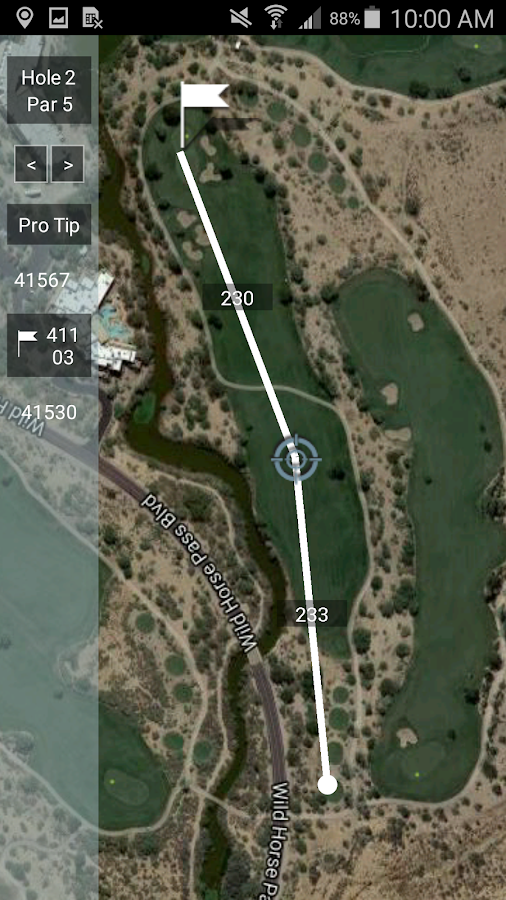 Whirlwind Golf Club at Wild Horse Pass- screenshot