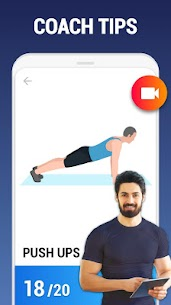 Home Workout – No Equipment Mod 1.1.2 Apk [Ads Free] 2