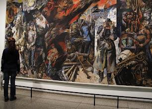 Photo: Neue Nationalgalerie - Willi Sitte