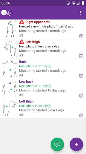 玩免費醫療APP|下載Miiskin - Melanoma Skin Cancer app不用錢|硬是要APP