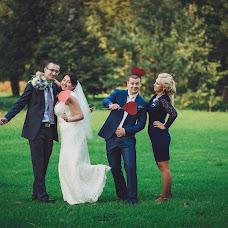Wedding photographer Dashenka Kovaleva (darinamalina). Photo of 30.12.2014