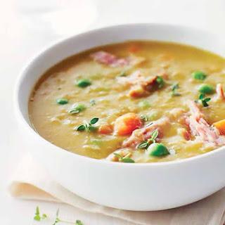Slow Cooker Split Pea Soup.