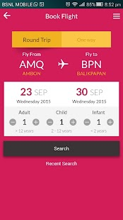 Batik Air- screenshot thumbnail