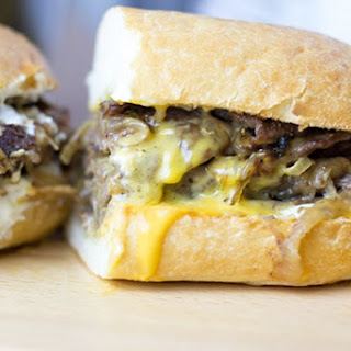 Pat's Philly Cheese Steak (Copycat)