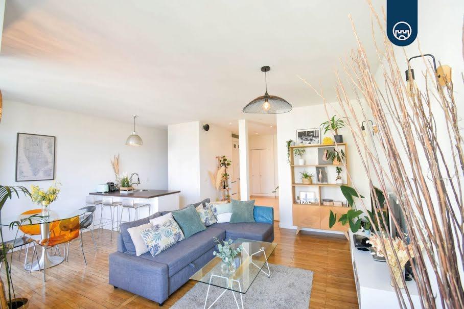 Vente appartement 2 pièces 71.75 m² à Nice (06000), 414 900 €