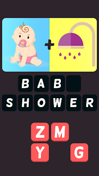 2 Pics Quiz: Guess the Word apk screenshot