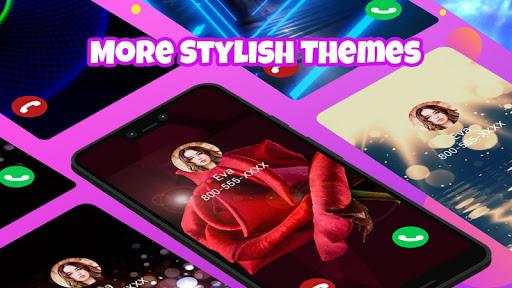 Call Screen Themes - Color Call & Color Flash Apk 1