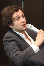 Photo: Marco Buemi from the Italian National Office against Racial Discrimination