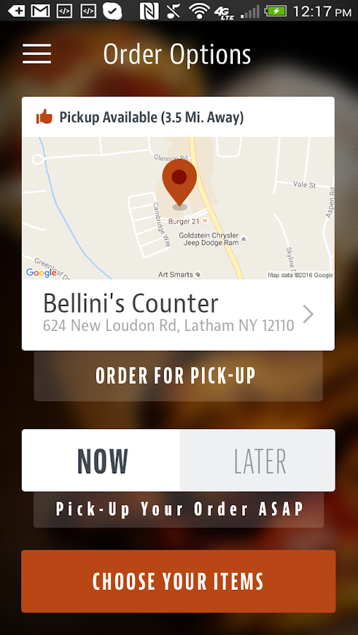 Bellini's Counter- screenshot