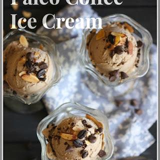 Paleo Coffee Ice Cream