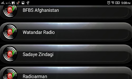Radio FM Afghanistan screenshot 2