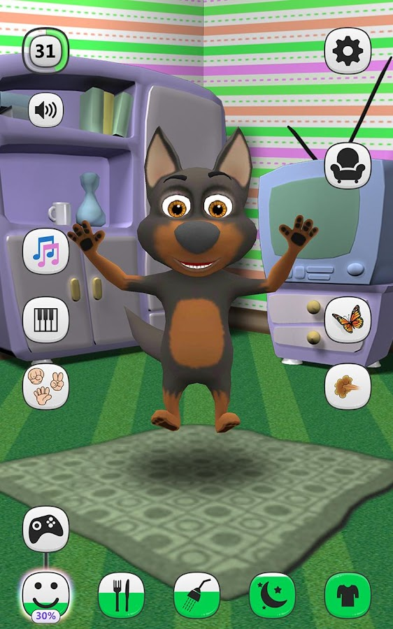 My Talking Dog – Virtual Pet- screenshot