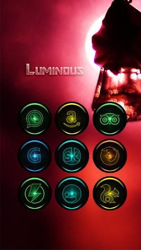 Luminous - Solo Theme