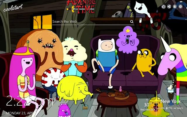 Adventure Time HD Wallpapers Cartoon Theme