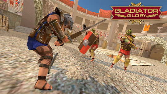 Gladiator Glory Apk Mod (Dinheiro Infinito) 2