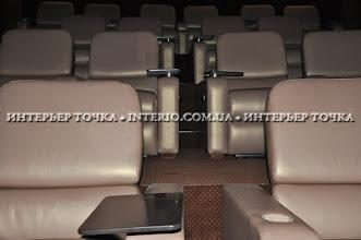 Photo: Кресла в ВИП зал кинотеатра. Материал обивки - кожа натуральная. Были укомплектованы электрическими механизмами трансформации и столиками. Также в каркас каждого кресла были вмонтированы кнопки вызова официантов.  Возможно изготовление кресел и диванов для Hi-Fi (Хай-Фай) кинотеатров любой модификации, дизайна, формы.