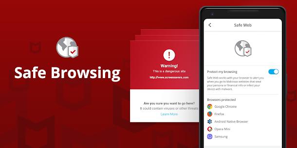 Mobile Security: VPN Proxy & Anti Theft Safe WiFi 5
