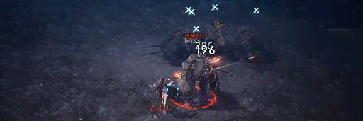V4_敵複数との戦闘