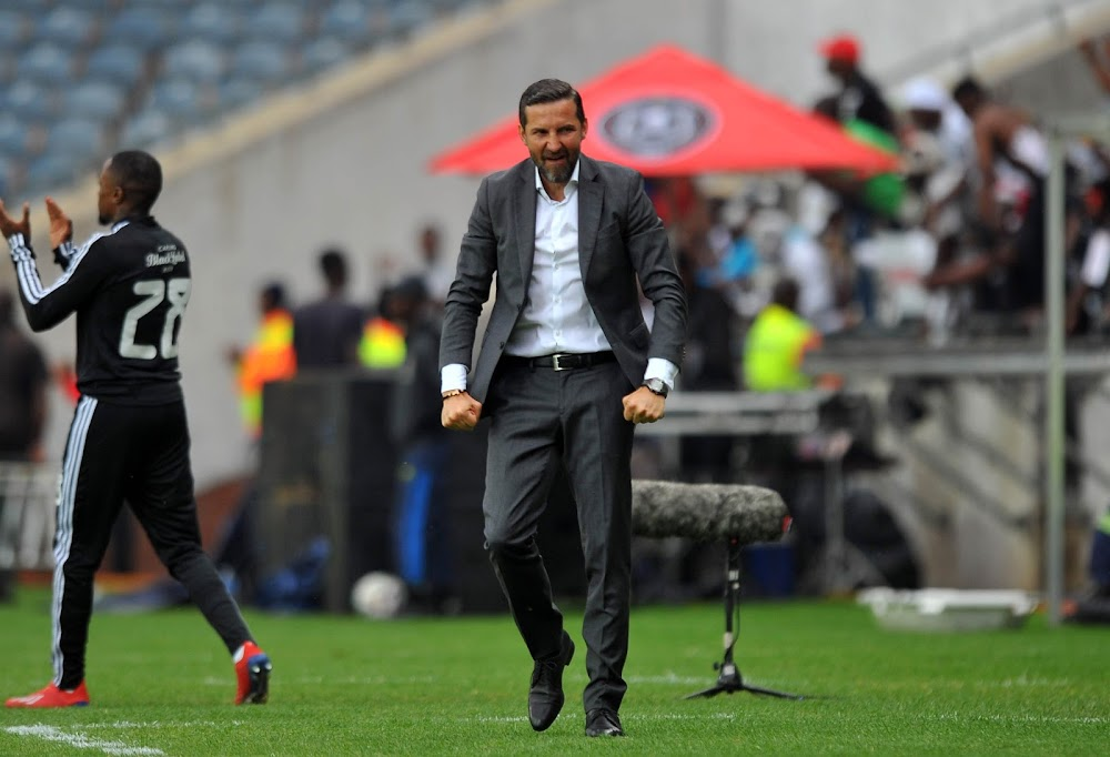 Pirates coach Zinnbauer opens the door for a number of fringe players to compete for places - SowetanLIVE