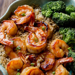 Pink Sauce With Shrimp Recipes.