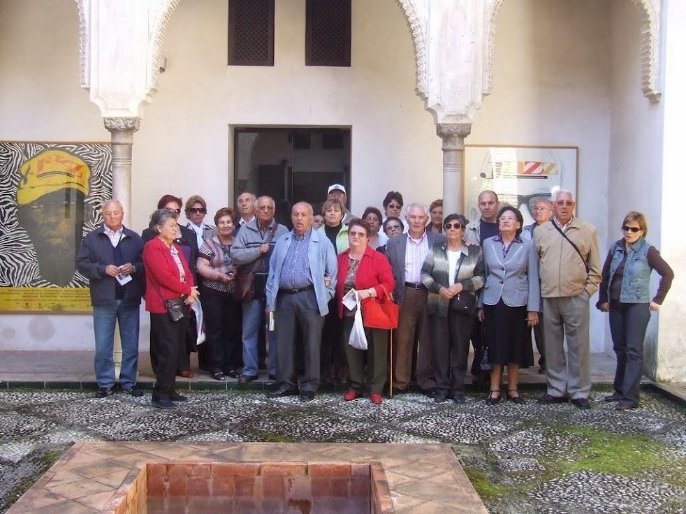 Abre la Galeria de las imágenes de la Visita Guiada a la  Casa Árabe