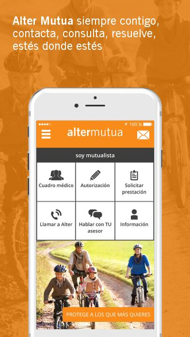 Altermutua- screenshot