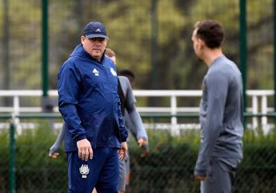 Twee belangrijke afwezigen op laatste training bij Anderlecht, 20-jarig talent wel van de partij