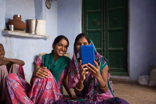 Internet Saathi – Women Will
