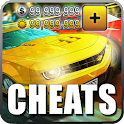 Cheats for CSR Racing 2 icon