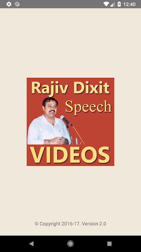 Download Rajiv Dixit Speech VIDEOs on PC & Mac with AppKiwi