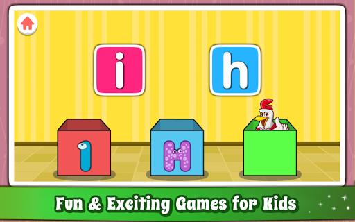 Apprendre l'alphabet pour les enfants -ABC English  captures d'écran 4
