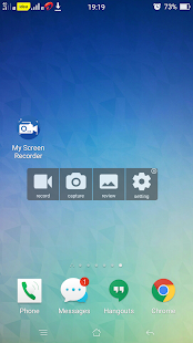 Screen Recorder - HD Quality Video Audio - Photos - náhled