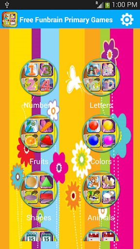 Free Funbrain Primary Games
