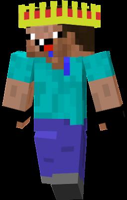 Rey Nova Skin - Skin para minecraft pe rey