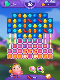 Candy Crush Friends Saga Capture d'écran
