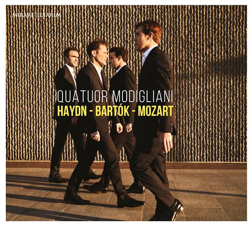 Haydn/Bartok/Mozart