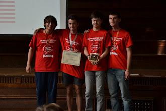Photo: USA – vítěz soutěže týmů