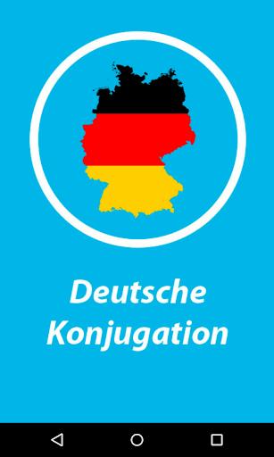 Deutsche Konjugation