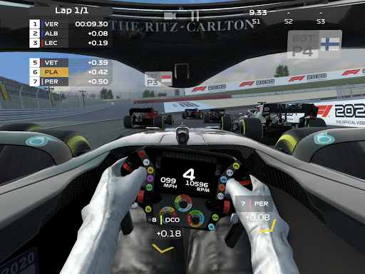 F1 Mobile Racing screenshots 17