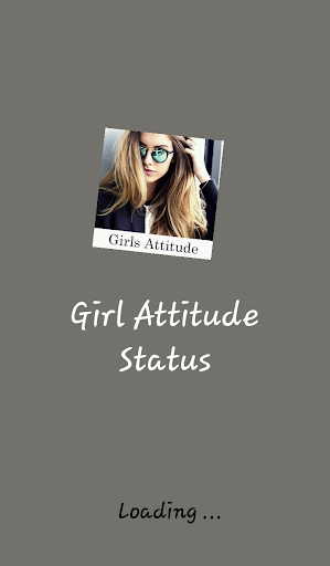 2018 Girl Attitude Status 1.7.2 screenshots 1