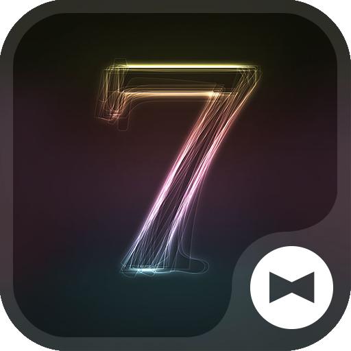 테마・아이콘 Seven +HOME Theme 工具 App LOGO-硬是要APP
