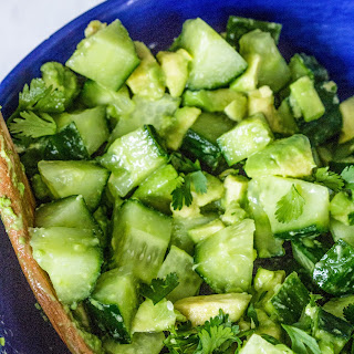 Cucumber Salad Recipes.