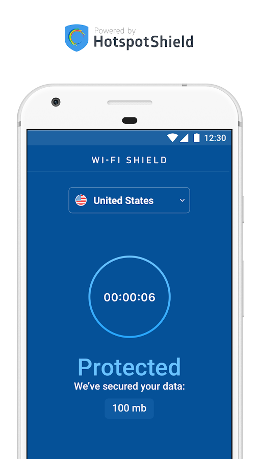 WI-FI SHIELD- screenshot