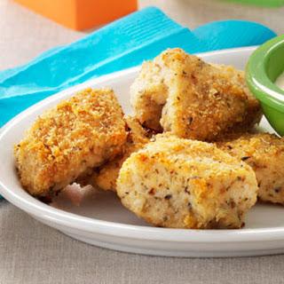 Golden Chicken Nuggets.