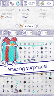Worchy! Word Search Puzzles- screenshot thumbnail