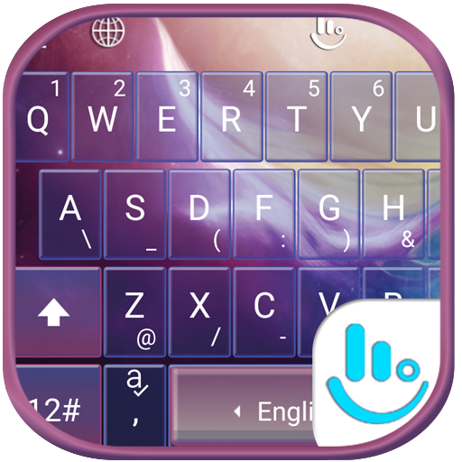 Samsung J7 Ocean Keyboard Theme