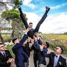 Vestuvių fotografas Alessandro Spagnolo (fotospagnolonovo). Nuotrauka 07.03.2019