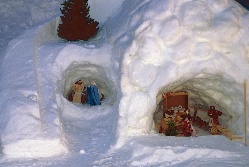 Presepe nella neve di benny48