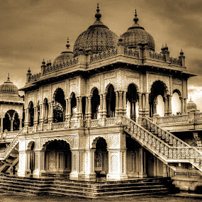 The Entrance by Madhujith Venkatakrishna - Buildings & Architecture Other Exteriors ( hdr,  )
